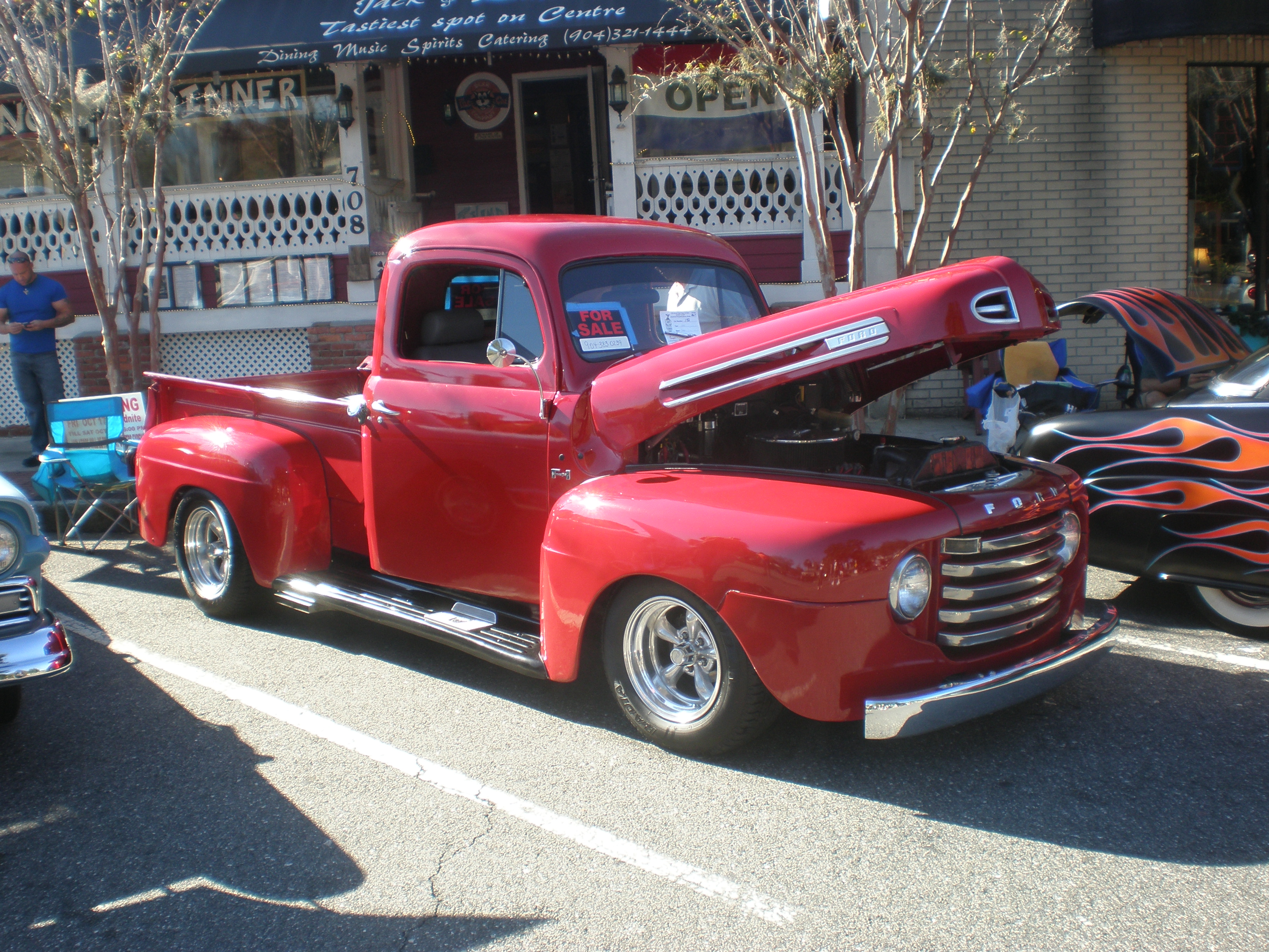 2014 18th Annual Amelia Cruizers 8-Flags Car Show
