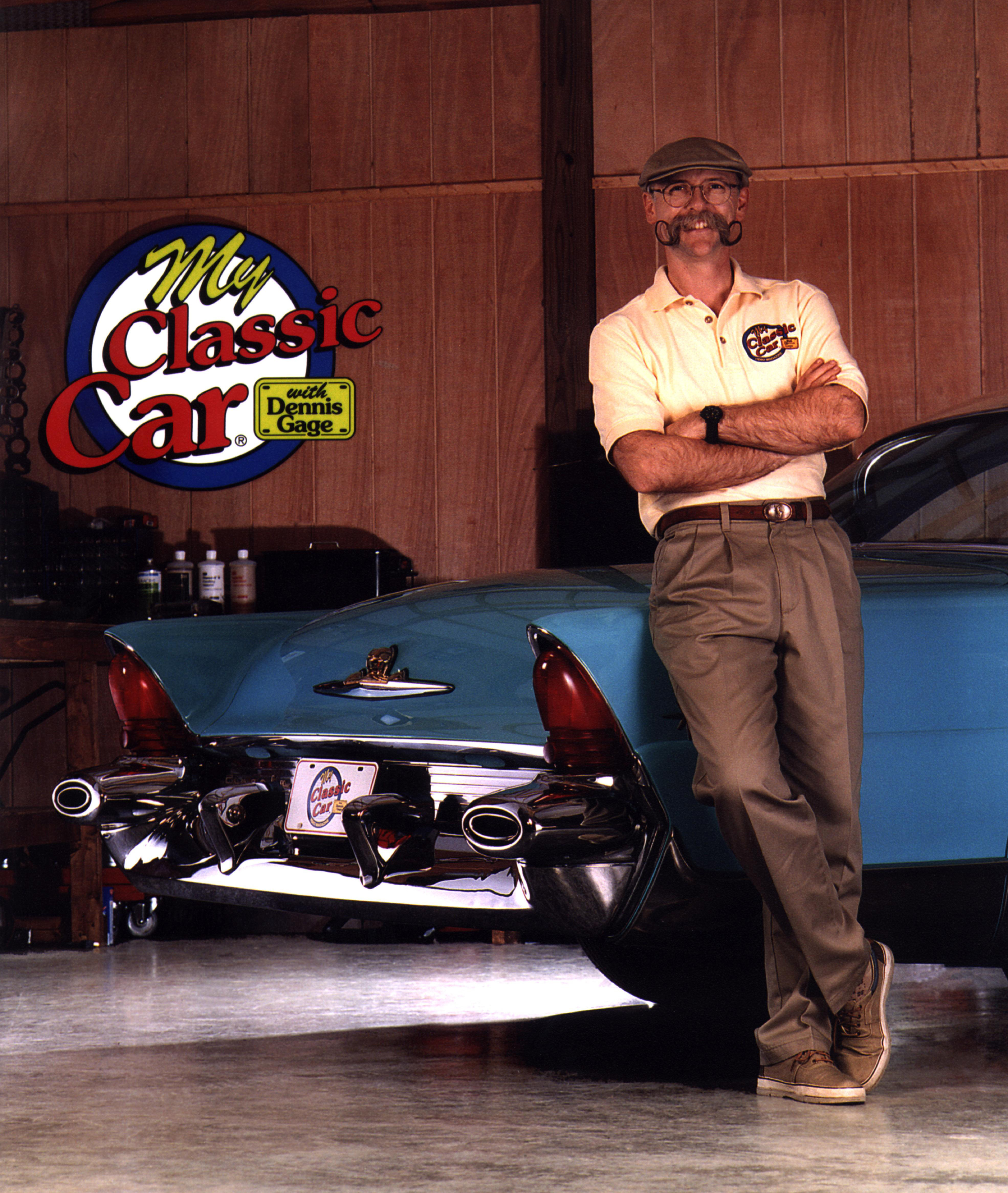 Dennis Gage of My Classic Car